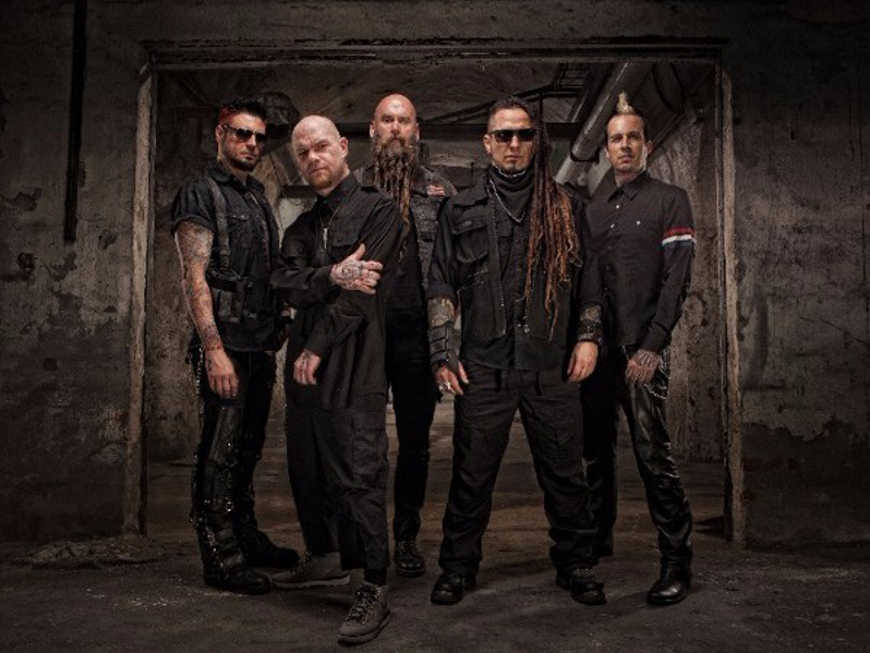 Five Finger Death Punch - Headline Shows Announced