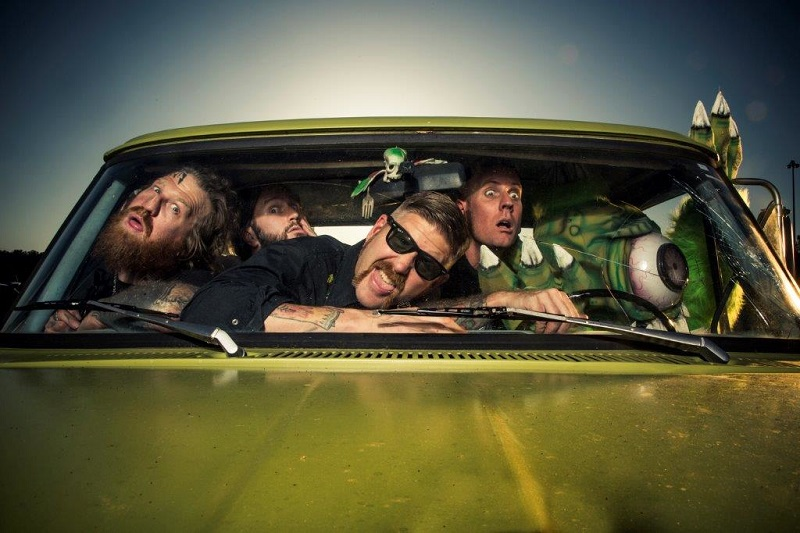 Mastodon - Support Acts Announced