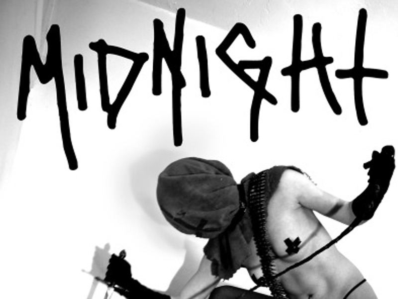 Midnight - No Mercy Down Under Tour 2015